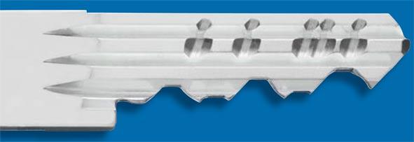 Ключ цилиндра EVVA EPS