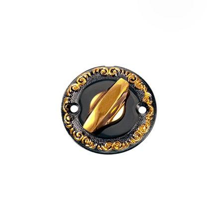 Фиксатор с ручкой ADC BK2 Sorrento bn gold