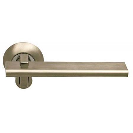 Дверные ручки ARCHIE SILLUR-133 S.CHROME/P.CHROME