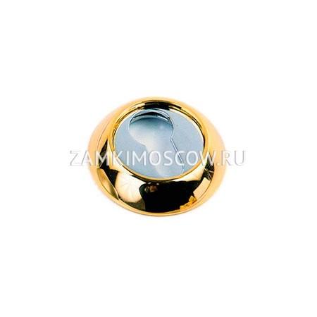 Накладка на цилиндр ARCHIE (Арчи) CL 2 золото