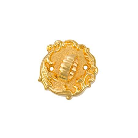 Фиксатор с ручкой ADC BK11 Imperia-Florencia gold