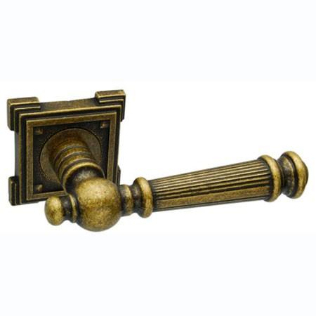 Дверные ручки Adden Bau CASTELLO VQ212 AGED BRONZE
