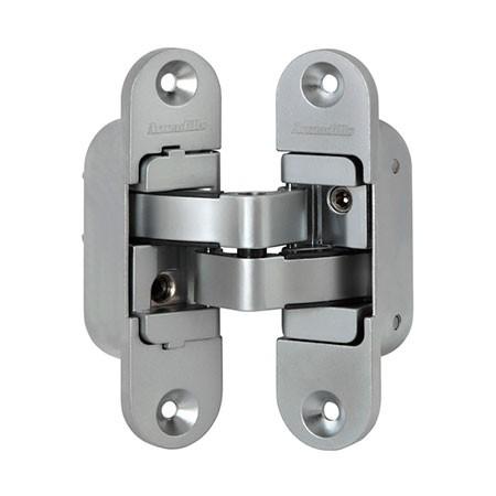 Петли дверные скрытой установки Armadillo Architect 3D-ACH 40 SC (матовый хром,левая)