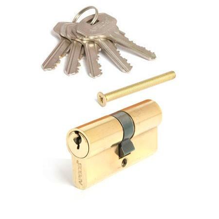 Цилиндр (личинка для замка) Apecs (Апекс) SC-60-Z-G / 30*30