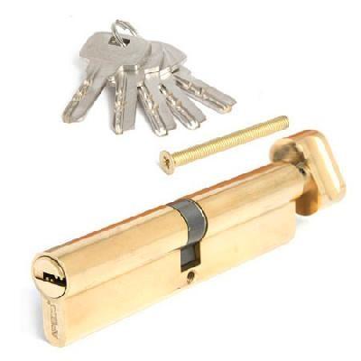 Цилиндр (личинка для замка) Apecs (Апекс) SC-M120-Z-C-G/ 60*60