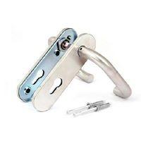 Дверная ручка на планке Apecs HP-72.1303-INOX