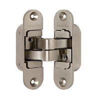 Петли дверные скрытой установки Armadillo Architect 3D-ACH 40 SN (матовый никель,правая)