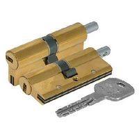 Цилиндр (личинка для замка) CISA AP3 OH3S2-13-0-66 (70мм 35*35 ключ верт)