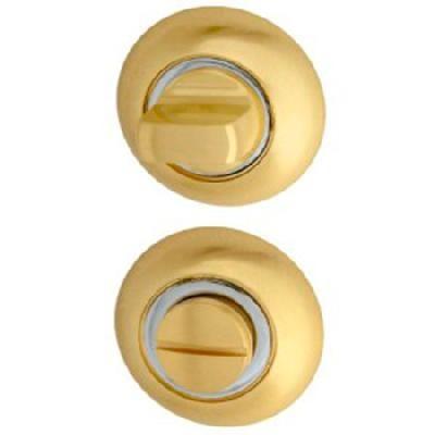Завертка сантехническая ADDEN BAU WC 003 золото