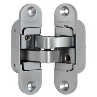 Петли дверные скрытой установки Armadillo Architect 3D-ACH 60 SC (матовый хром,правая)