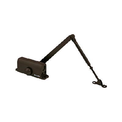 Доводчик дверной Armadillo морозостойкий LY3 65 кг (коричневый)