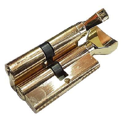 Цилиндровый механизм DAMX NW70 PB 35*35(золото)