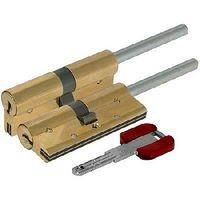 Цилиндр (личинка для замка) CISA RS3 S OL3S7.91.0.66.С5 (75мм/45*30 ключ вертушка хвостовик)