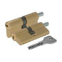 Цилиндр (личинка для замка) CISA ASIX OЕ302.12.0.0000.C5 (70мм/40*30 ключ вертушка)