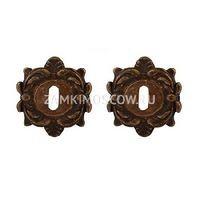 Накладка под ключ MELODIA (Италия) 50Z античная бронза