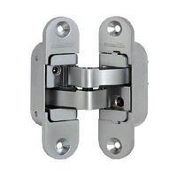 Петли дверные скрытой установки Armadillo Architect 3D-ACH 40 SC (матовый хром,правая)