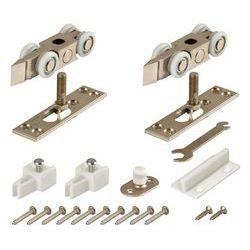 Комплект роликов Armadillo (Армадилло) для раздвижных дверей DIY Comfort 80/4 kit (877+882)