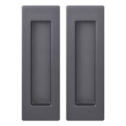 Ручка для Armadillo (Армадилло) раздвижных дверей SH010 URB BPVD-77 Вороненый никель