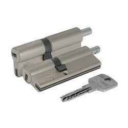 Цилиндровый механизм Cisa (Чиза) ASTRAL S ОА3S2-85.12 (80 мм/45*35), НИКЕЛЬ