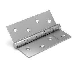 Петля универсальная Fuaro (Фуаро) 4BB/BL 100x75x2,5 PN (мат. никель) БЛИСТЕР