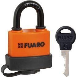 Замок навесной Fuaro (Фуаро) PL-3640 (40 мм) 3 англ.