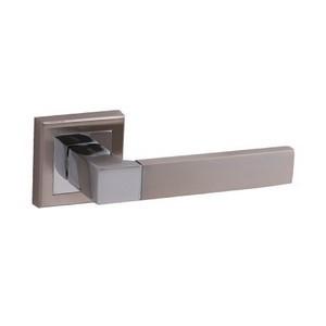 Ручки дверные Windrose Oroshi H-18101-А-NIS/CR