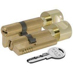 Цилиндровый механизм Kale kilit (Кале килит) с вертушкой 164 OBS SCE/80 (35+10+35) mm латунь 5 кл.