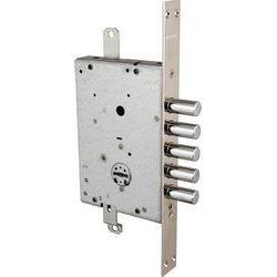Замок врезной Mottura (Моттура) сувальдный 52.Y525M My Key D (правый), уст.ключ, ключ 40 мм
