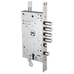 Замок врезной Mottura (Моттура) двухсистемный 54.Y787.28/С My Key D правый (уст. ключ), ключ 60 мм
