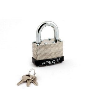 Замок навесной Apecs PDS-65-50