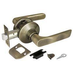 Ручка защелка Punto (Пунто) 6024 AB-P (без фик.) бронза