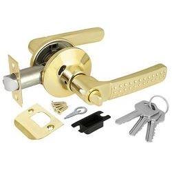 Ручка защелка Punto (Пунто) 6026 PB-E (кл./фик.) золото