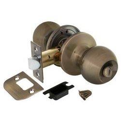 Ручка защелка Punto (Пунто) 6072 AB-B (фик.) бронза