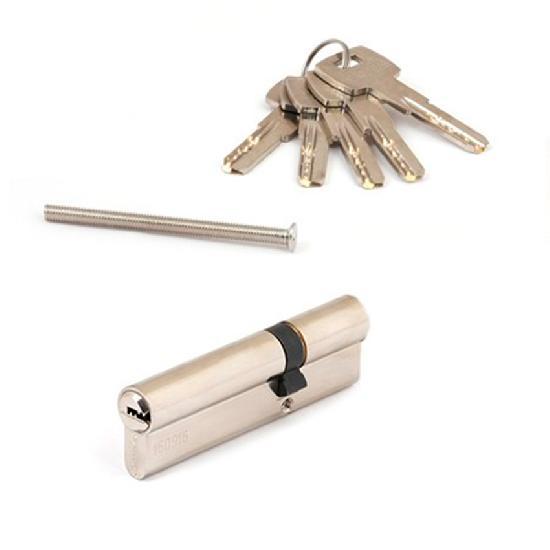 Цилиндр (личинка для замка) Apecs (Апекс) SM-100(35*65)-NI
